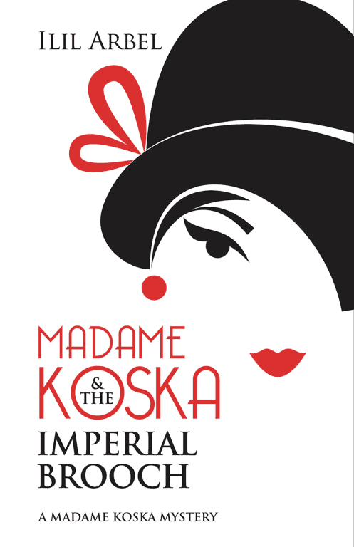 обложка книги Madame Koska and the Imperial Brooch