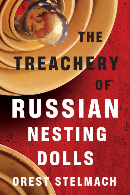 обложка книги The Treachery of Russian Nesting Dolls