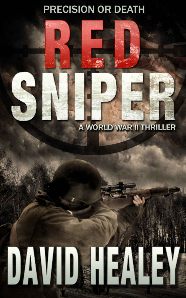 обложка книги Red Sniper: A World War II Thriller