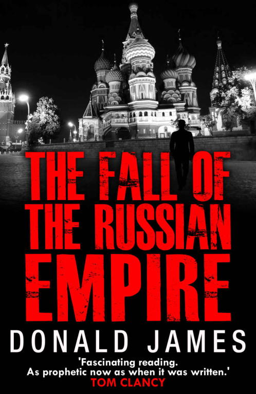 обложка книги The Fall of the Russian Empire