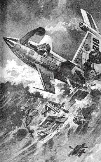 Изображение к книге Ракетоплан С-218