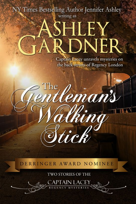 обложка книги The Gentleman's walking stick
