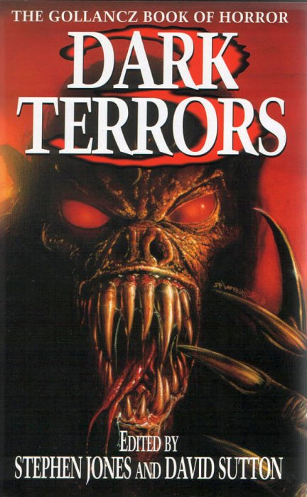 обложка книги Dark Terrors 3: The Gollancz Book of Horror