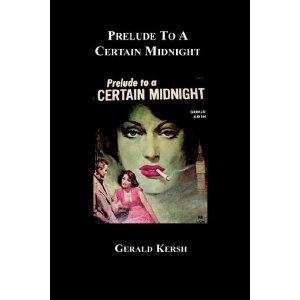 обложка книги Prelude To A Certain Midnight