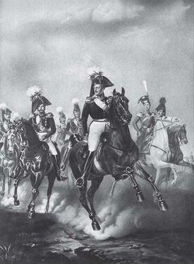 Изображение к книге История русской армии. Том третий