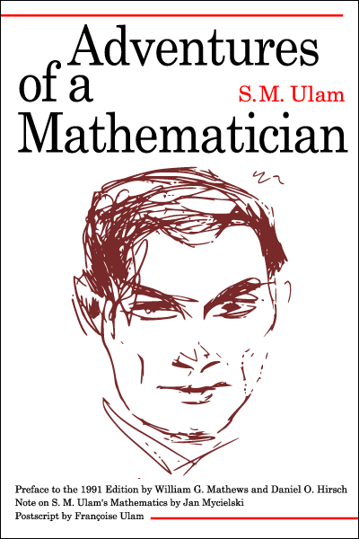 обложка книги Adventures of a Mathematician