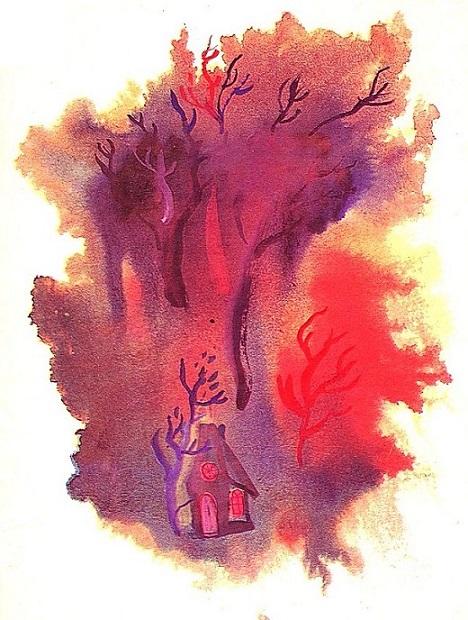 Изображение к книге Заколдованный холм