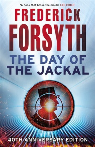 обложка книги The Day of the Jackal