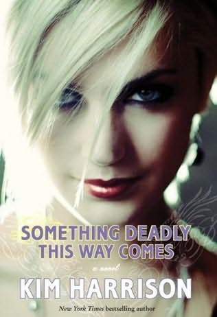 обложка книги Something Deadly This Way Comes