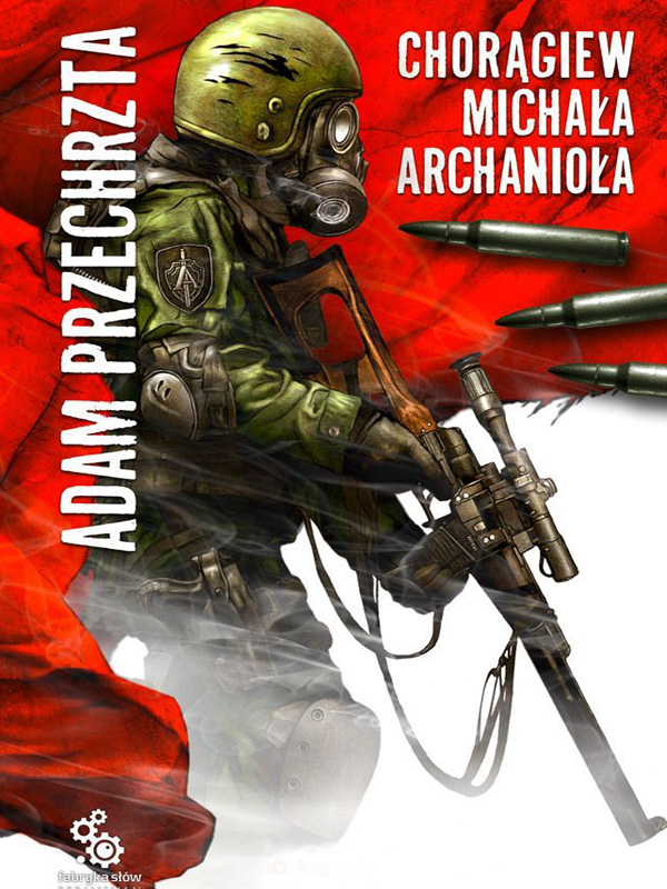 обложка книги Chorangiew Michala Archaniola