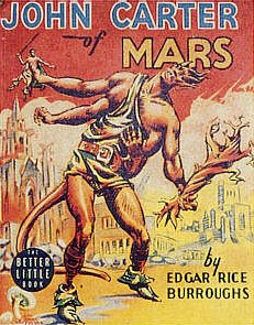 обложка книги John Carter and the Giant of Mars