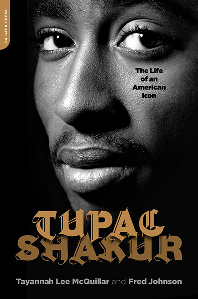 обложка книги Tupac Shakur: The Life and Times of an American Icon