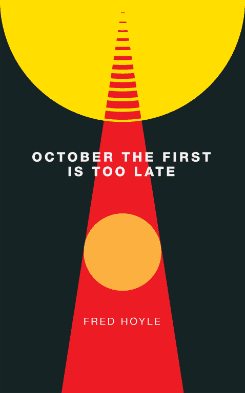 обложка книги October the First Is Too Late