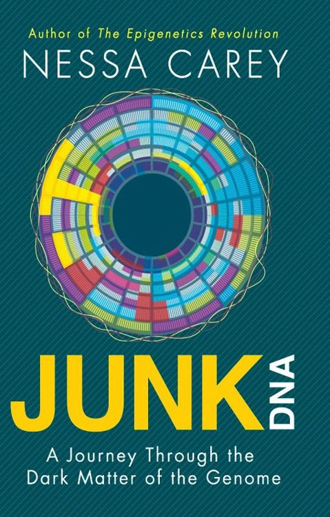 обложка книги Junk DNA: A Journey Through the Dark Matter of the Genome