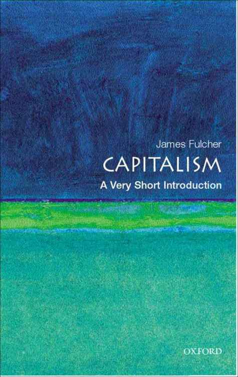 обложка книги Capitalism: A Very Short Introduction