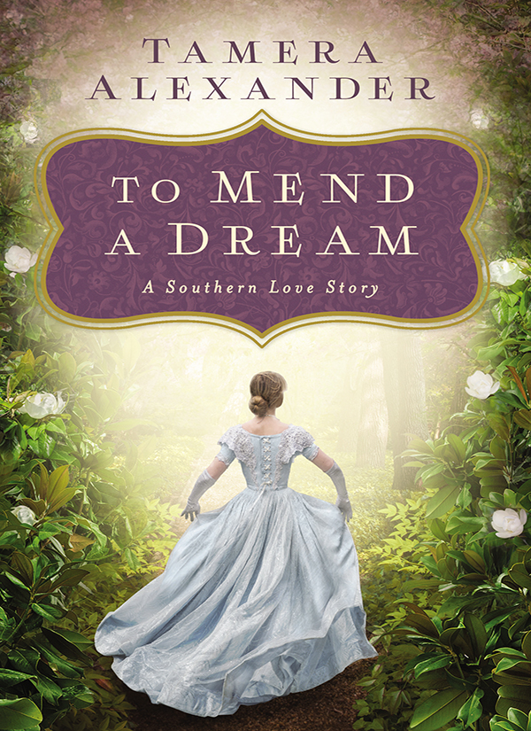 обложка книги To Mend a Dream : A Southern Love Story