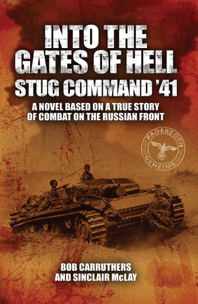 обложка книги Into the Gates of Hell: Stug Command '41