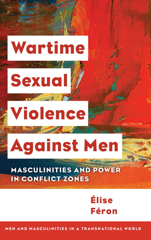 обложка книги Wartime Sexual Violence Against Men