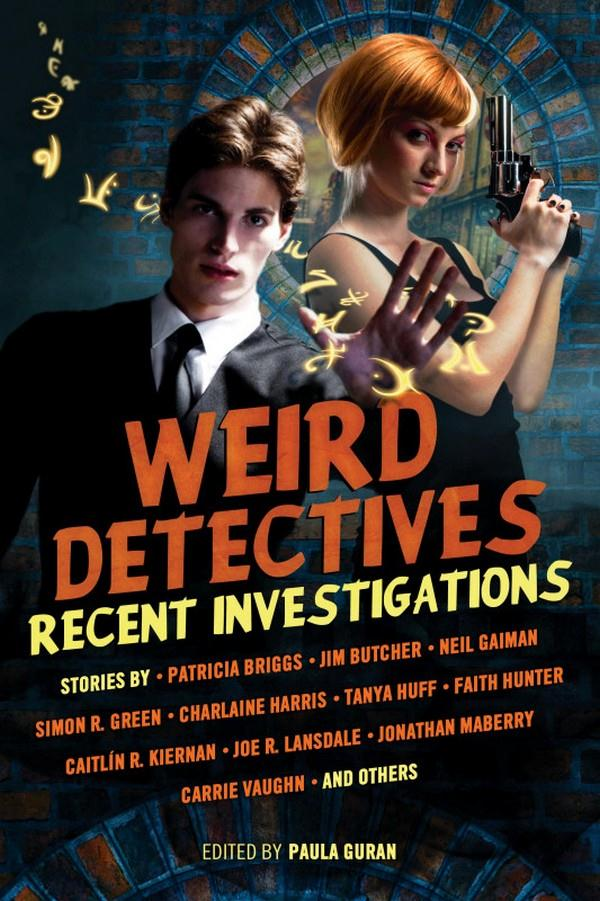обложка книги Weird Detectives: Recent Investigations