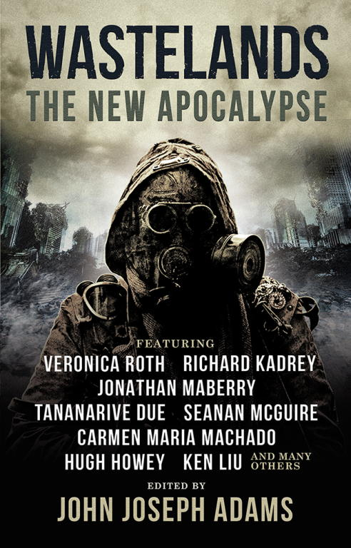 обложка книги Wastelands: The New Apocalypse