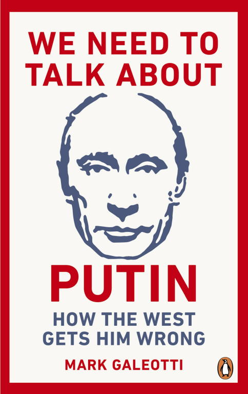 обложка книги We Need to Talk About Putin