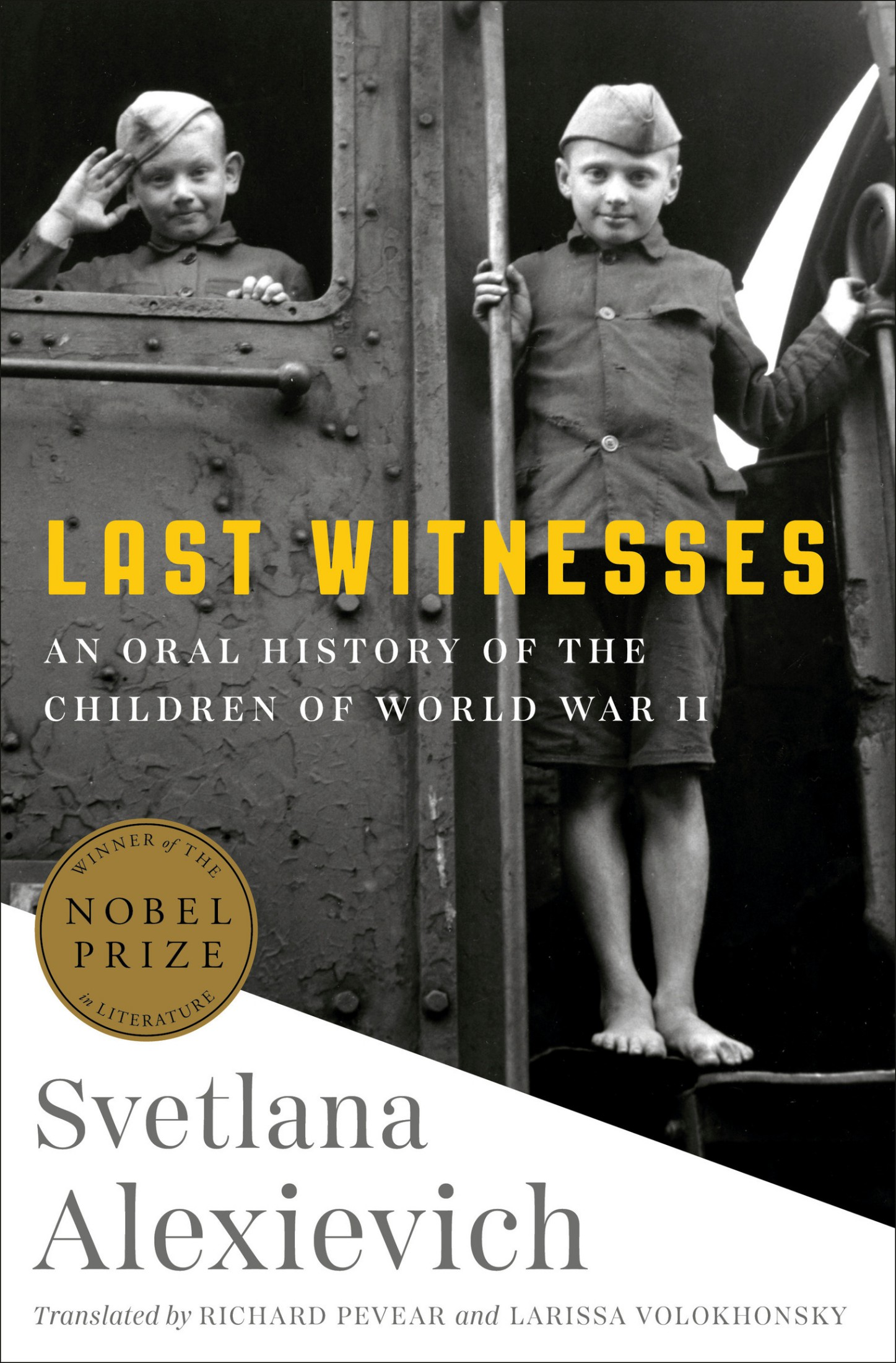 обложка книги Last Witnesses : An Oral History of the Children of World War II (9780399588778)