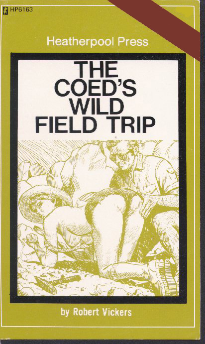 обложка книги The coed_s wild field trip