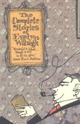 обложка книги The Complete Stories Of Evelyn Waugh