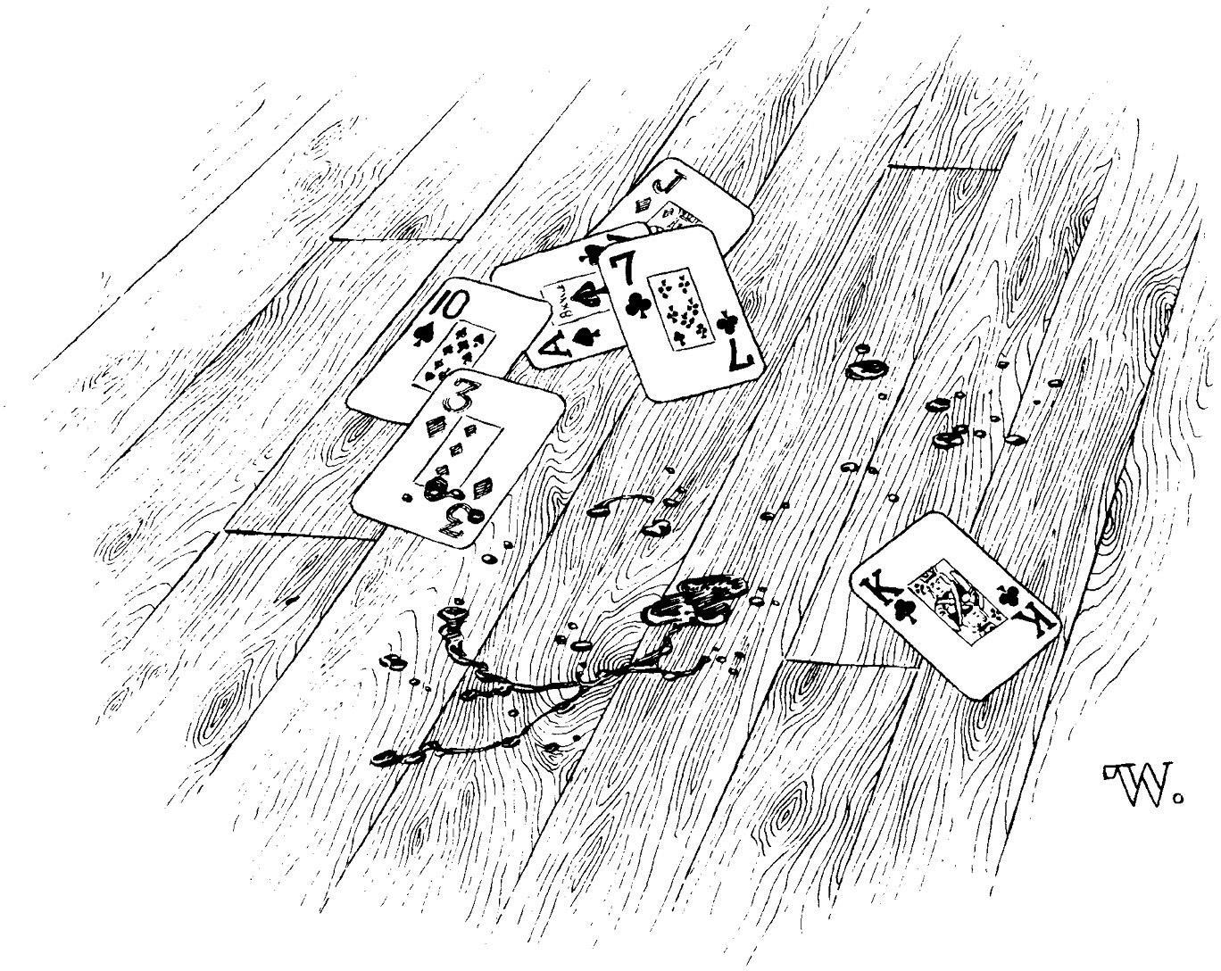 Изображение к книге Цикл оборотня