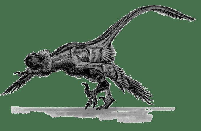 Изображение к книге Время динозавров. Новая история древних ящеров