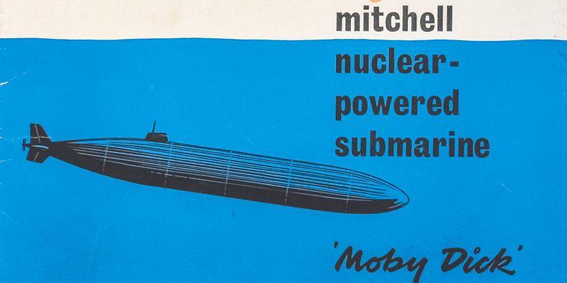 Изображение к книге Атомные фантазии полвека спустя