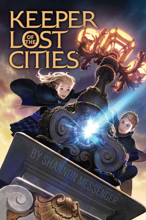 обложка книги Keeper of the Lost Cities