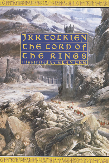 обложка книги The Lord of the Rings
