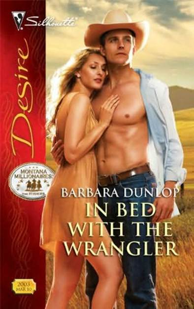 обложка книги In Bed With The Wrangler