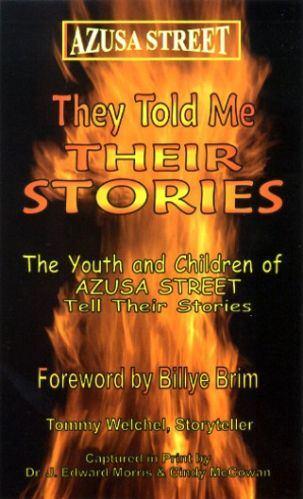 Изображение к книге Азуза Стрит: Они рассказали мне свои истории