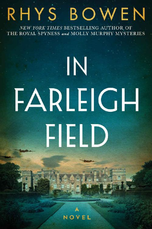 обложка книги In Farleigh Field: A Novel of World War II
