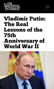 обложка книги The Real Lessons of the 75th Anniversary of World War II