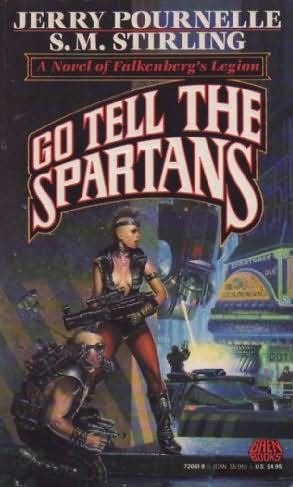 обложка книги Go Tell the Spartans