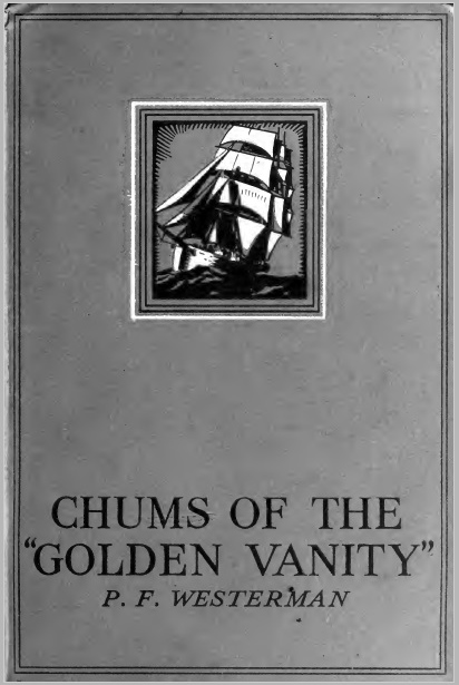 "обложка книги Chums of the ""Golden Vanity"""