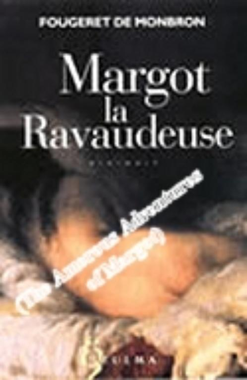 обложка книги The Amorous Adventures of Margot
