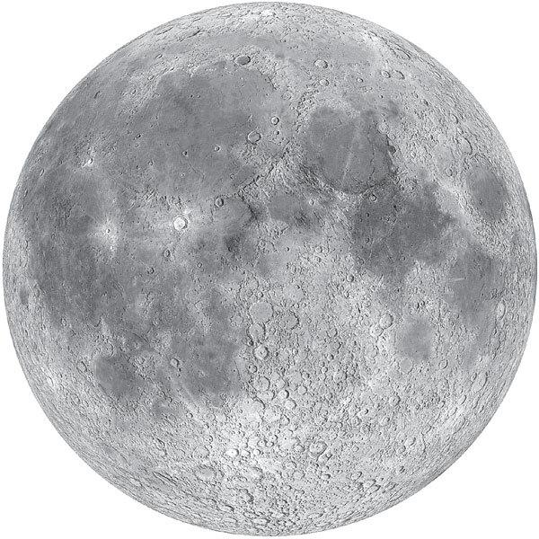 Изображение к книге Луна. История будущего