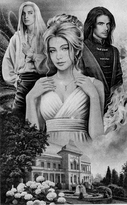 Изображение к книге Невеста врага