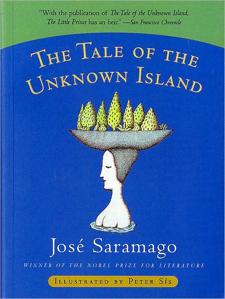 обложка книги Tale of the Unknown Island