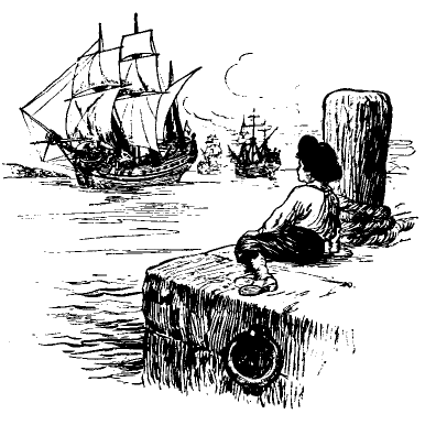 Изображение к книге Английский язык с Робинзоном Крузо (в пересказе для детей) (ASCII-IPA)