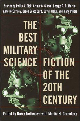 обложка книги The Best Military Science Fiction of the 20th Century