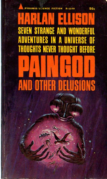 обложка книги Paingod and Other Delusions