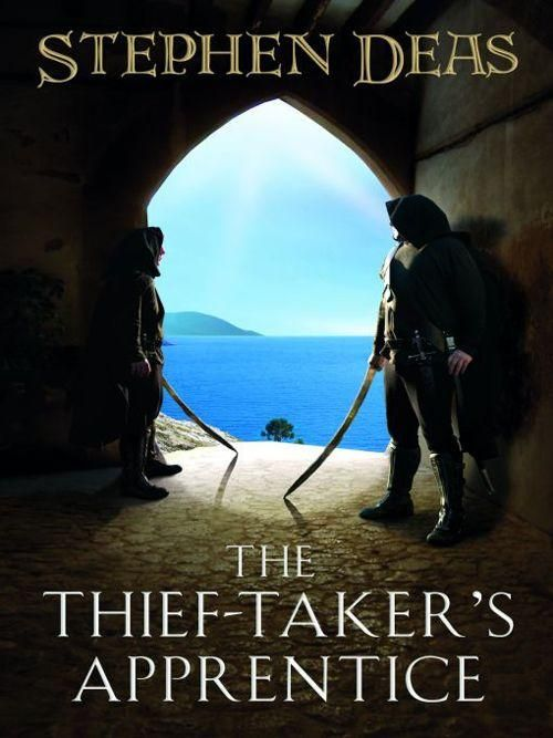 обложка книги The Thief-Takers Apprentice