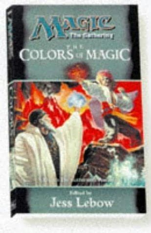 обложка книги The Colors of Magic Anthology