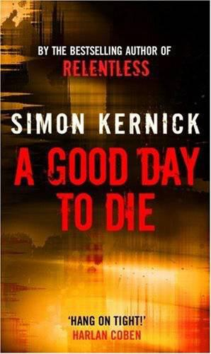 обложка книги A Good day to die
