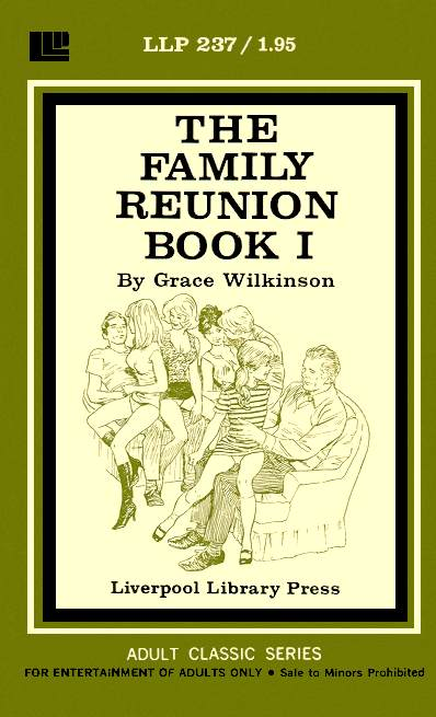 обложка книги The family reunion book I